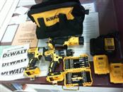 DeWALT Cordless Drill DCF887/DCD791 Combo Set with Case